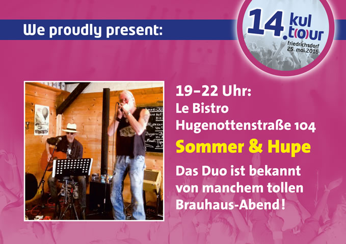 Sommer & Hupe