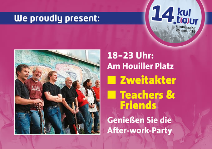 Zweitakter / Teachers & Friends